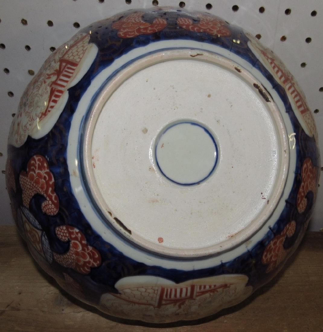 2 Oriental Imari Bowls - 9