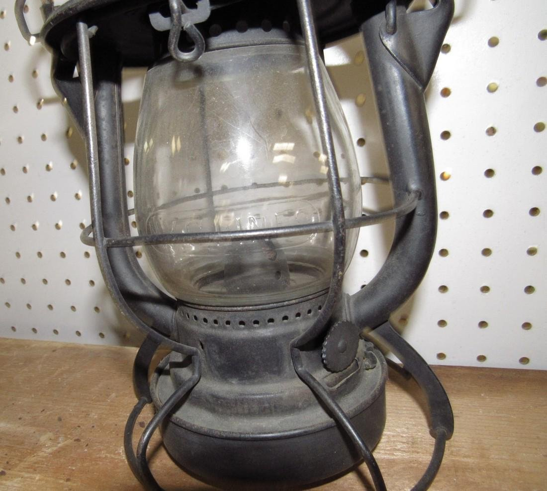 Dietz NYC Lines Railroad Lantern - 2