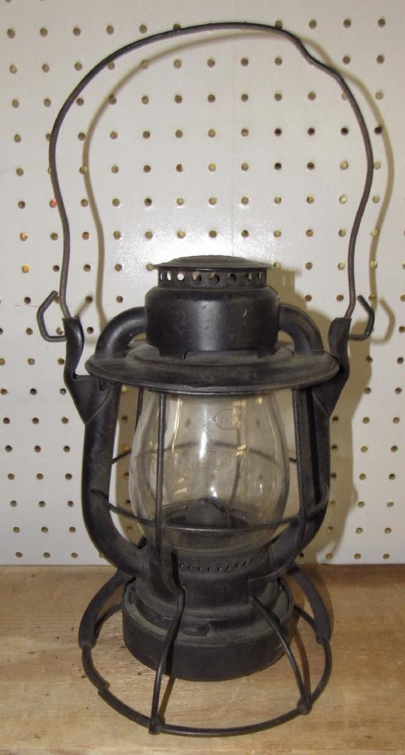 Dietz NYC Lines Railroad Lantern - 3