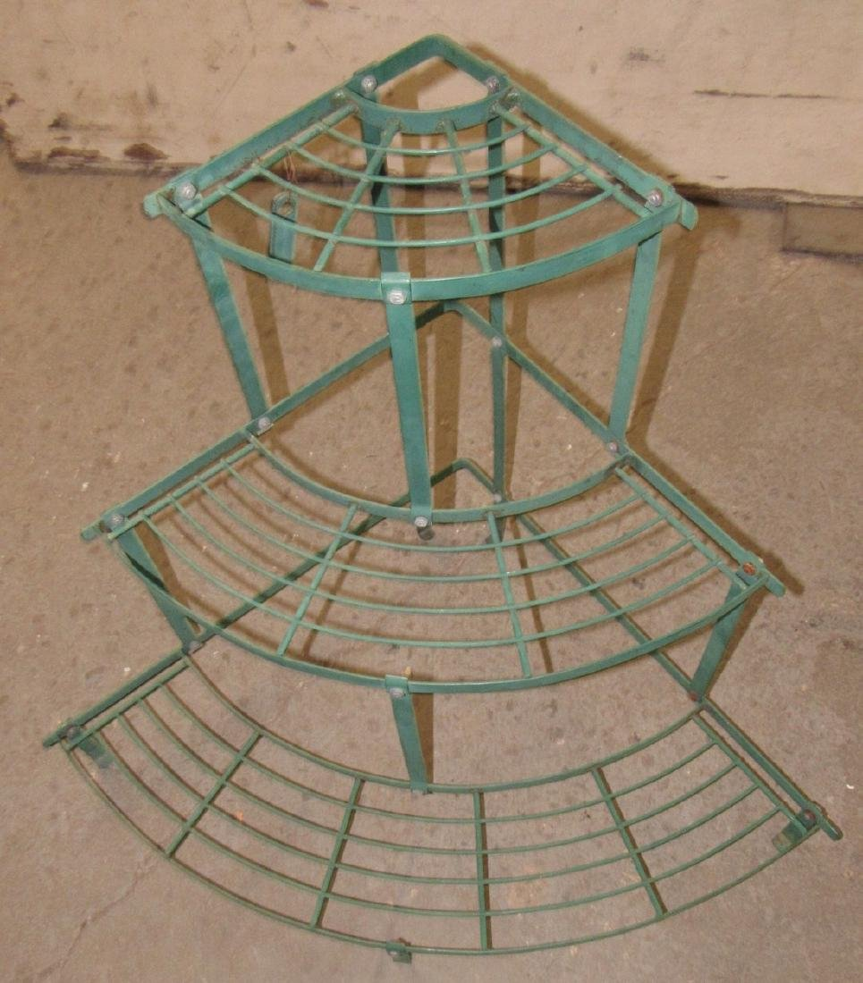 Metal Plant Stand - 2