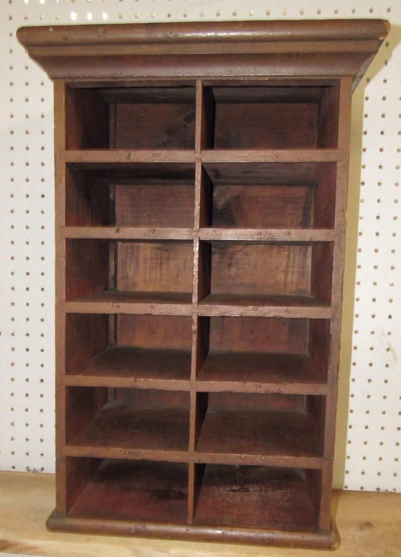 12 Cubbyhole Cupboard