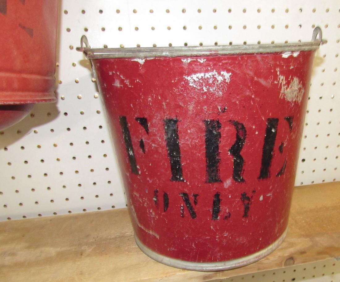 2 Fire Buckets - 2