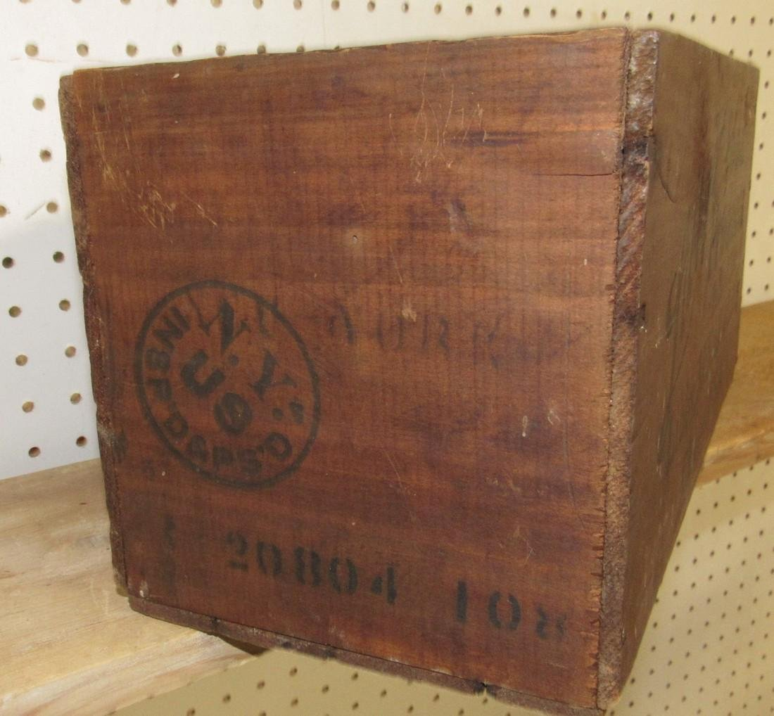 Libby's Food Products Wood Crate - 2