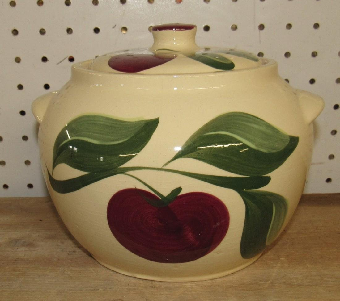 Watt Ware 76 Cookie Jar