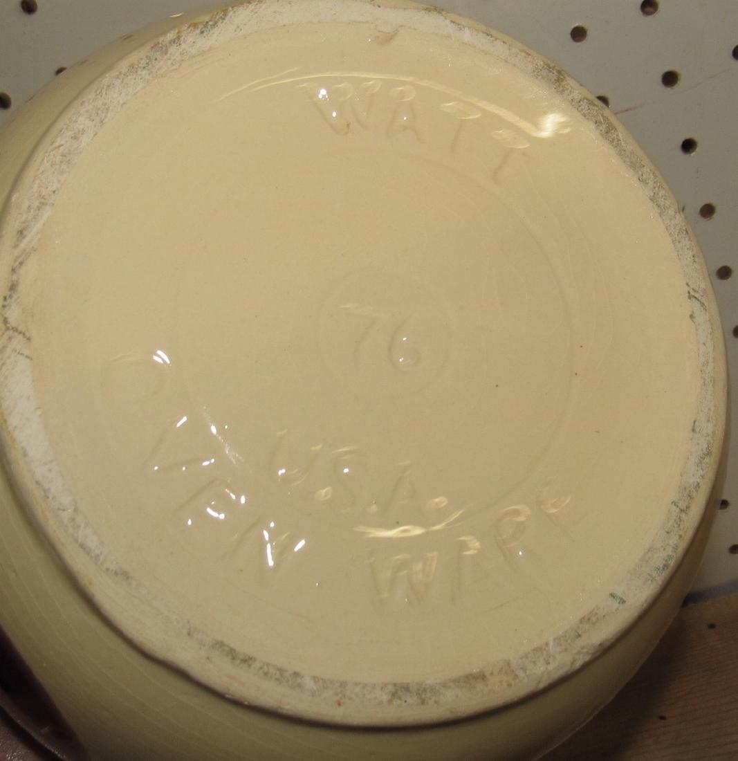 Watt Ware 76 Cookie Jar - 2