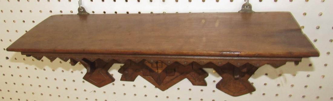 Victorian Clock Shelf - 2