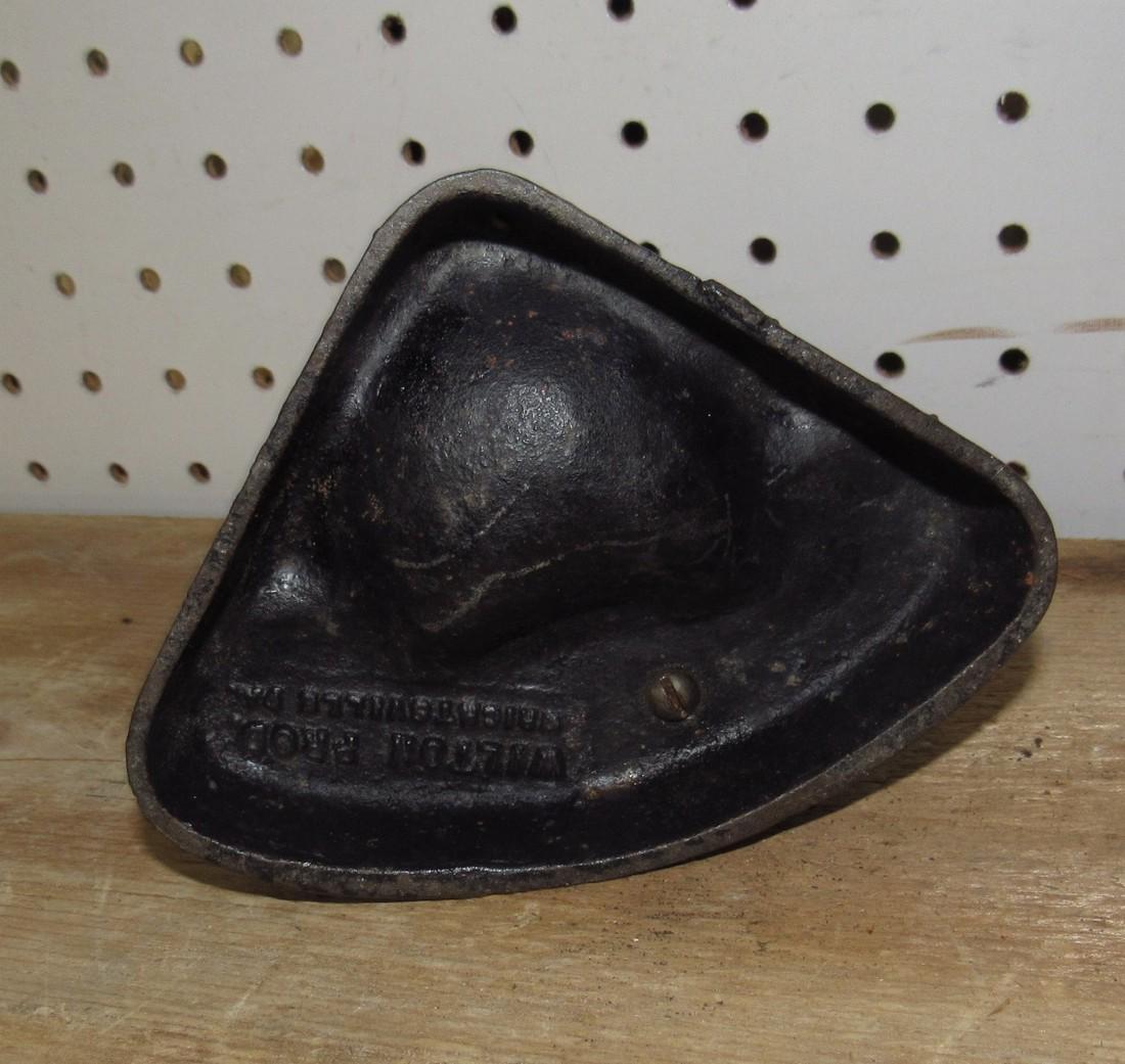 Wilton Cast Iron Horse Ashtray - 2