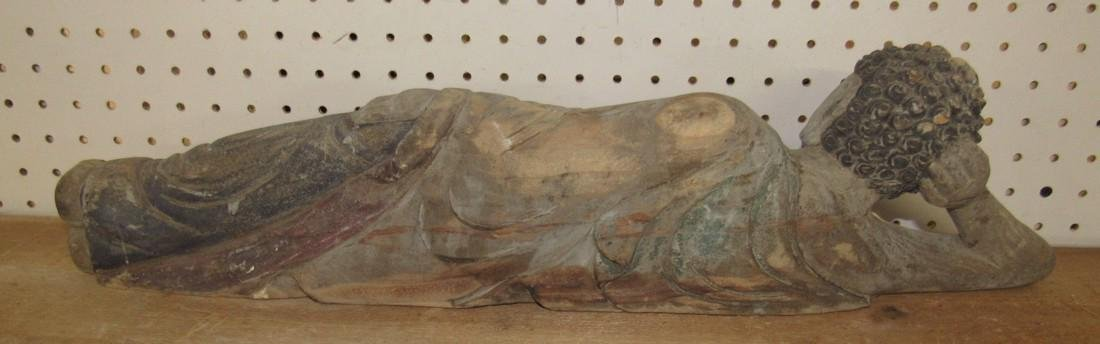 Oriental Wood Carving - 2