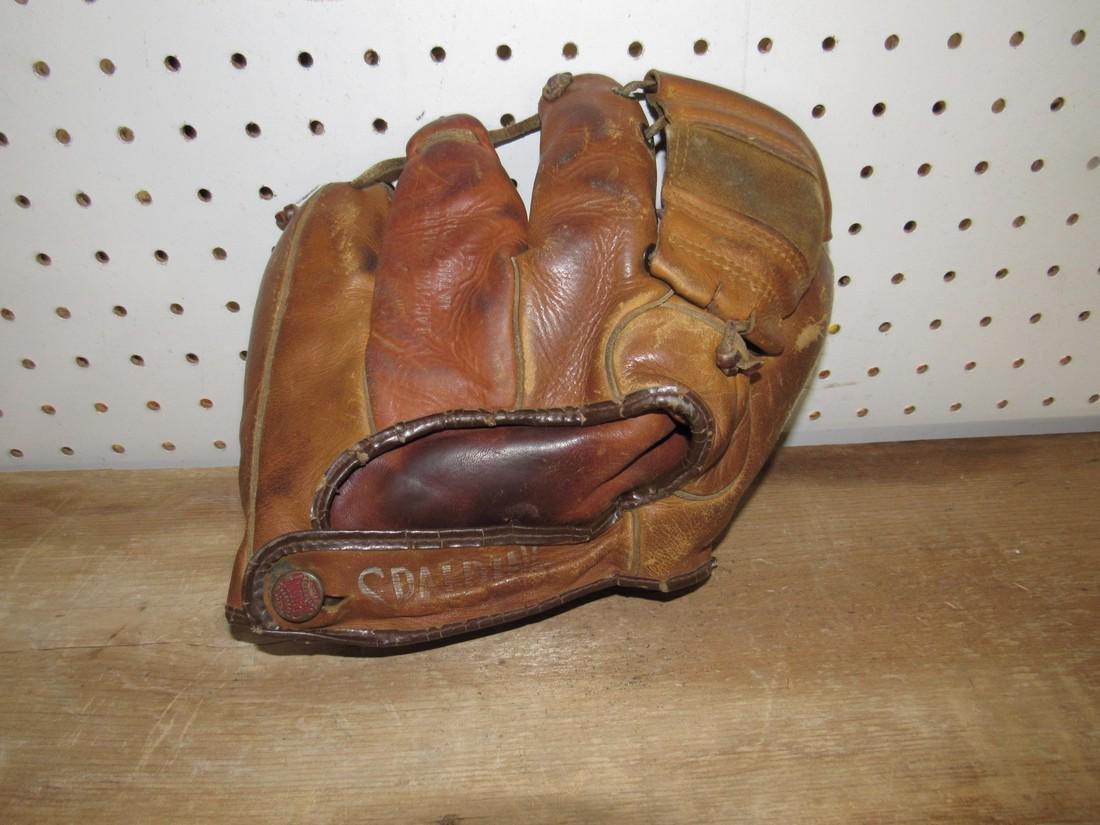 Spalding Baseball Glove - 2