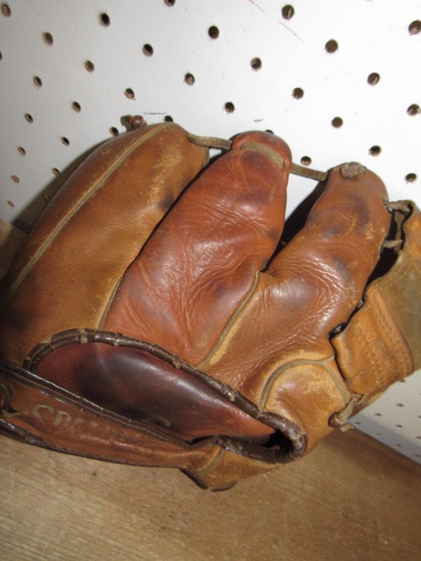 Spalding Baseball Glove - 4