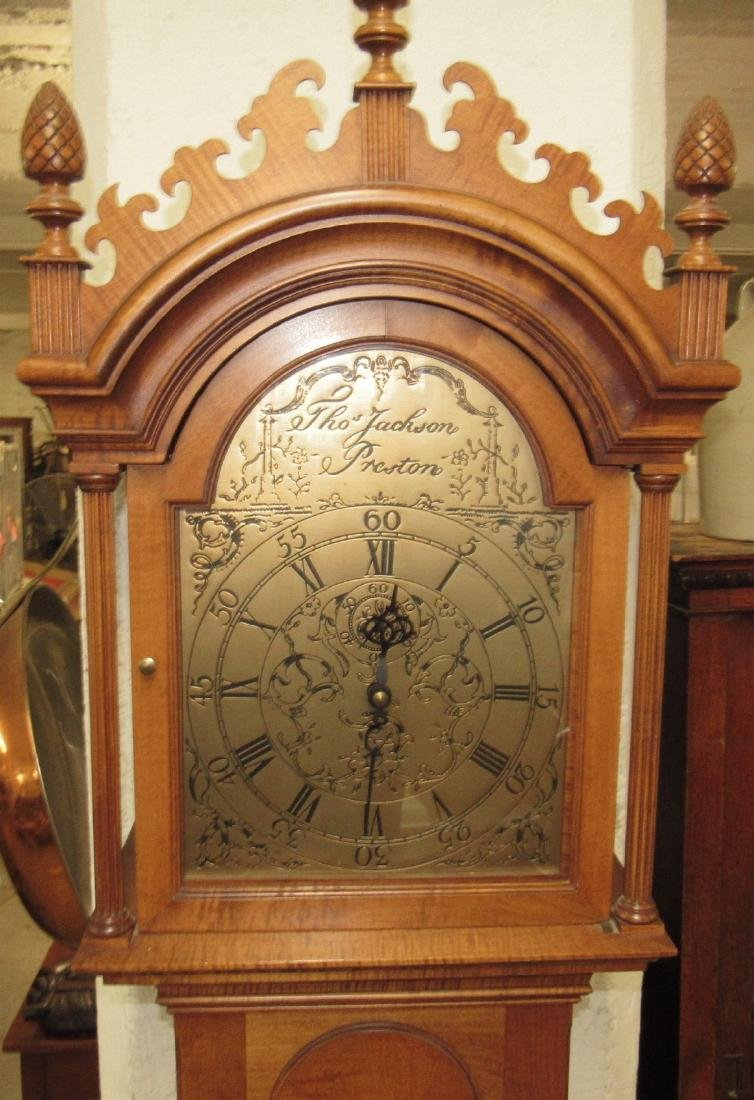 New England Style Grandfather Clock - 2