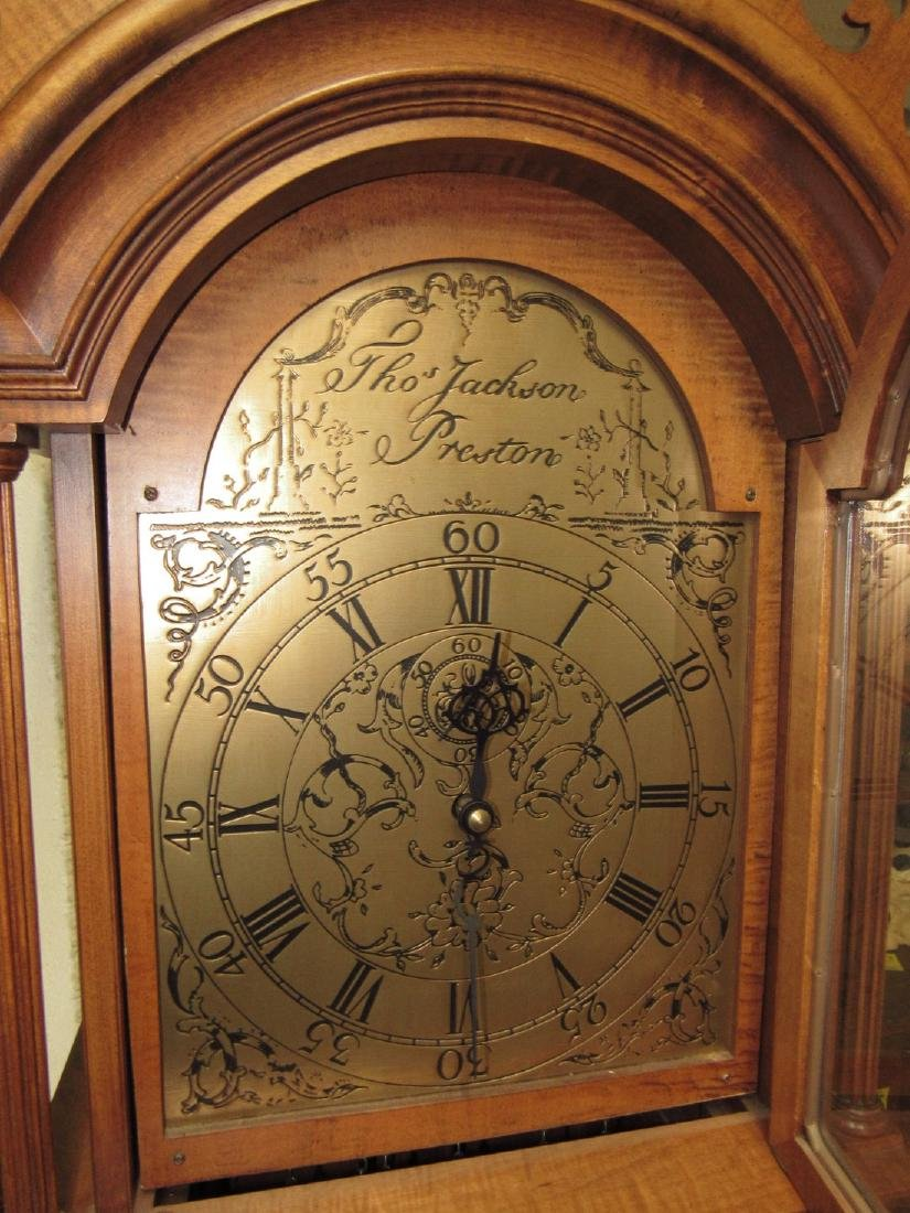 New England Style Grandfather Clock - 3