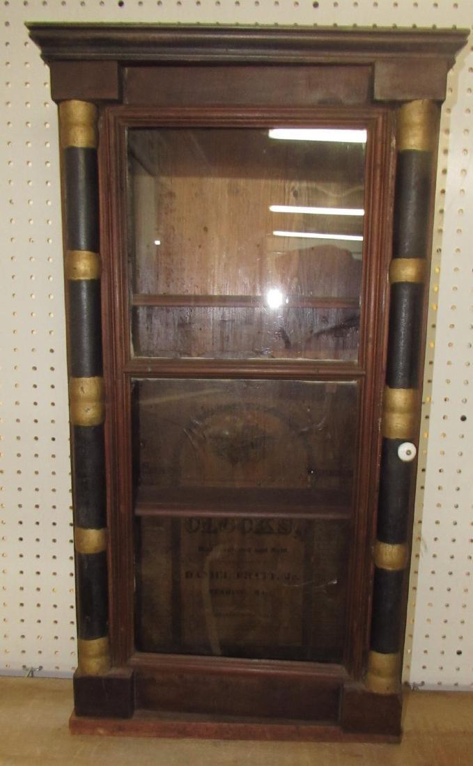 Clock Case Shelf