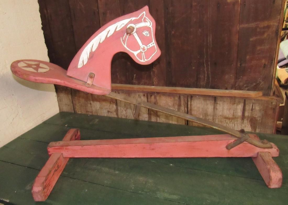 Spring Rocking Horse - 2