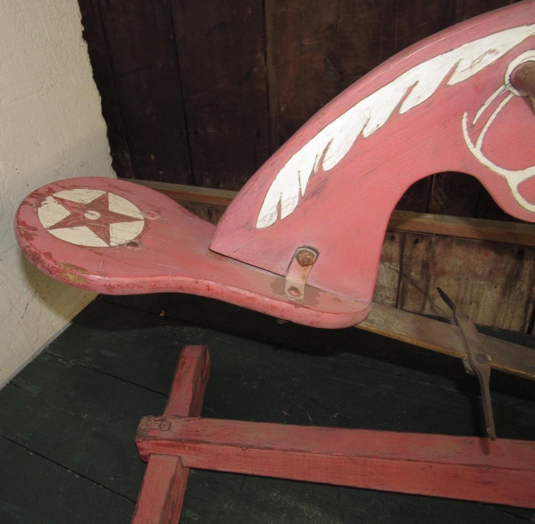 Spring Rocking Horse - 3