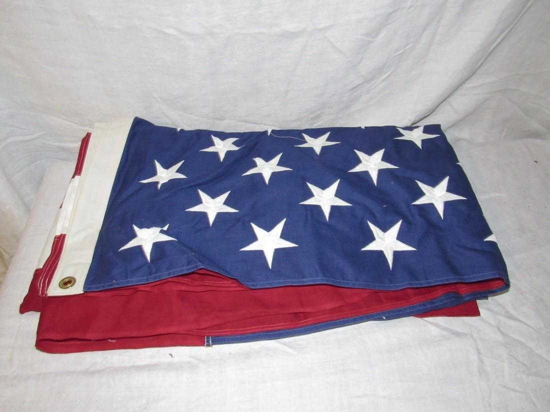 "New American Flag 54"" x 108"""