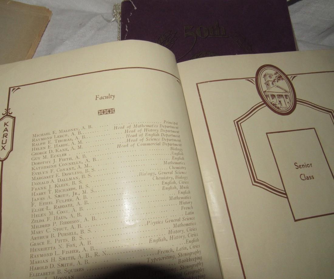 Phillipsburg NJ Yearbook Centennial Flood Elks - 4