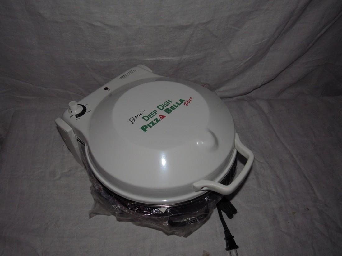Deni Deep Dish Bella Pizza Oven - 2