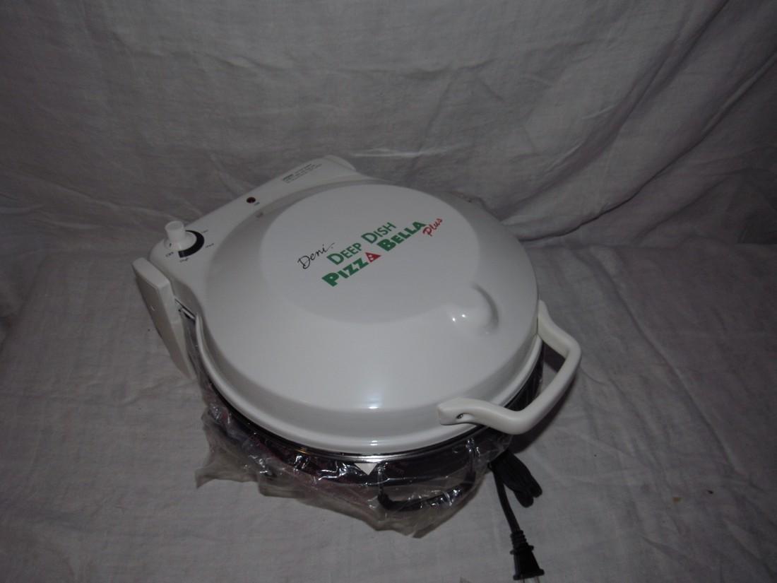 Deni Deep Dish Bella Pizza Oven - 3