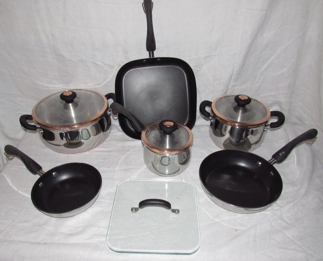 Paula Deen Cookware Pots & Pans