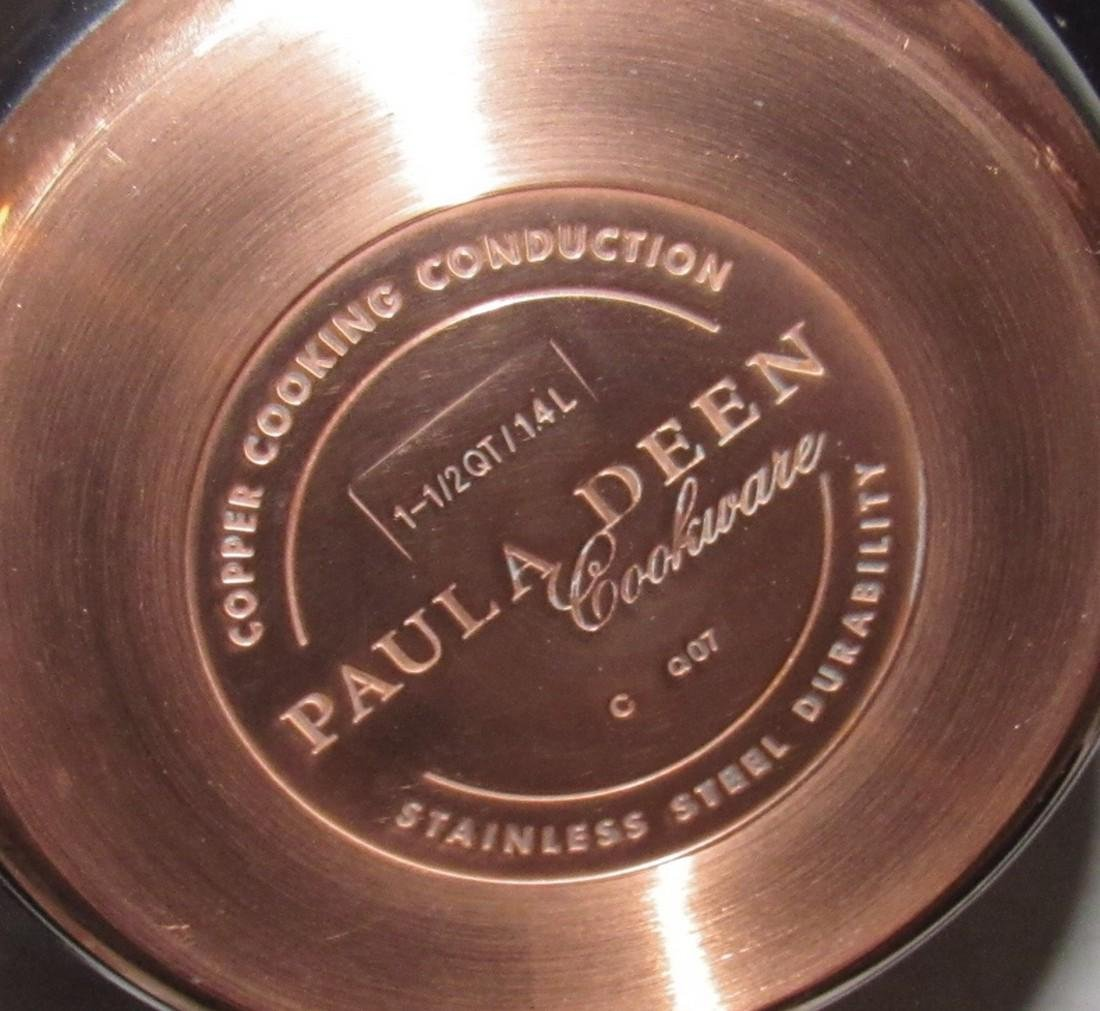 Paula Deen Cookware Pots & Pans - 2