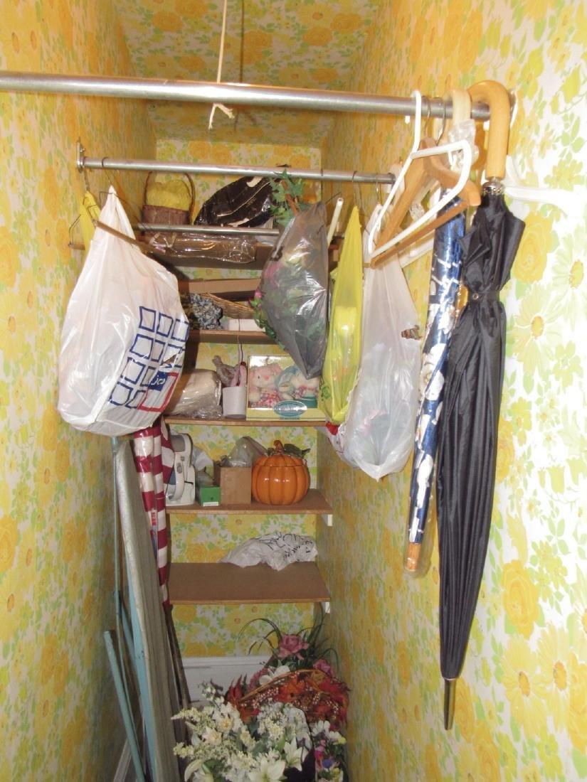Closets Contents