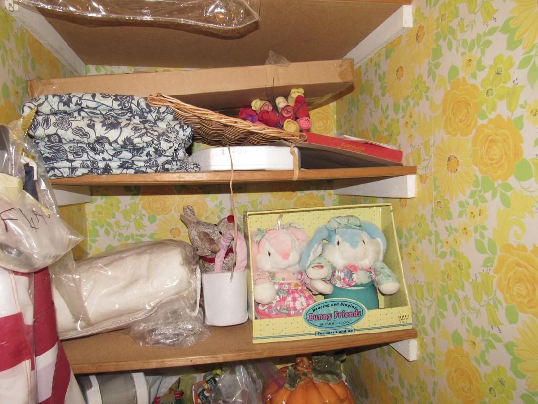 Closets Contents - 4