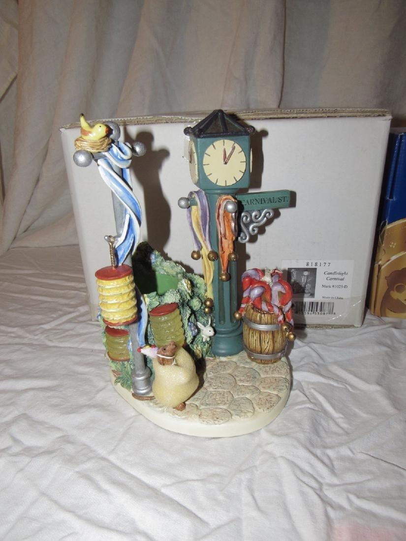 Goebel Hummel Candle Light Fastnacht Carnival - 3