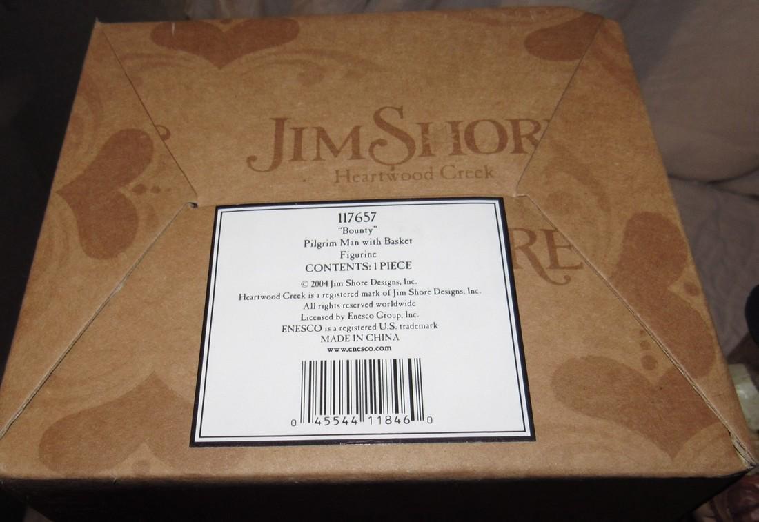 3 Jim Shore Figurines - 3