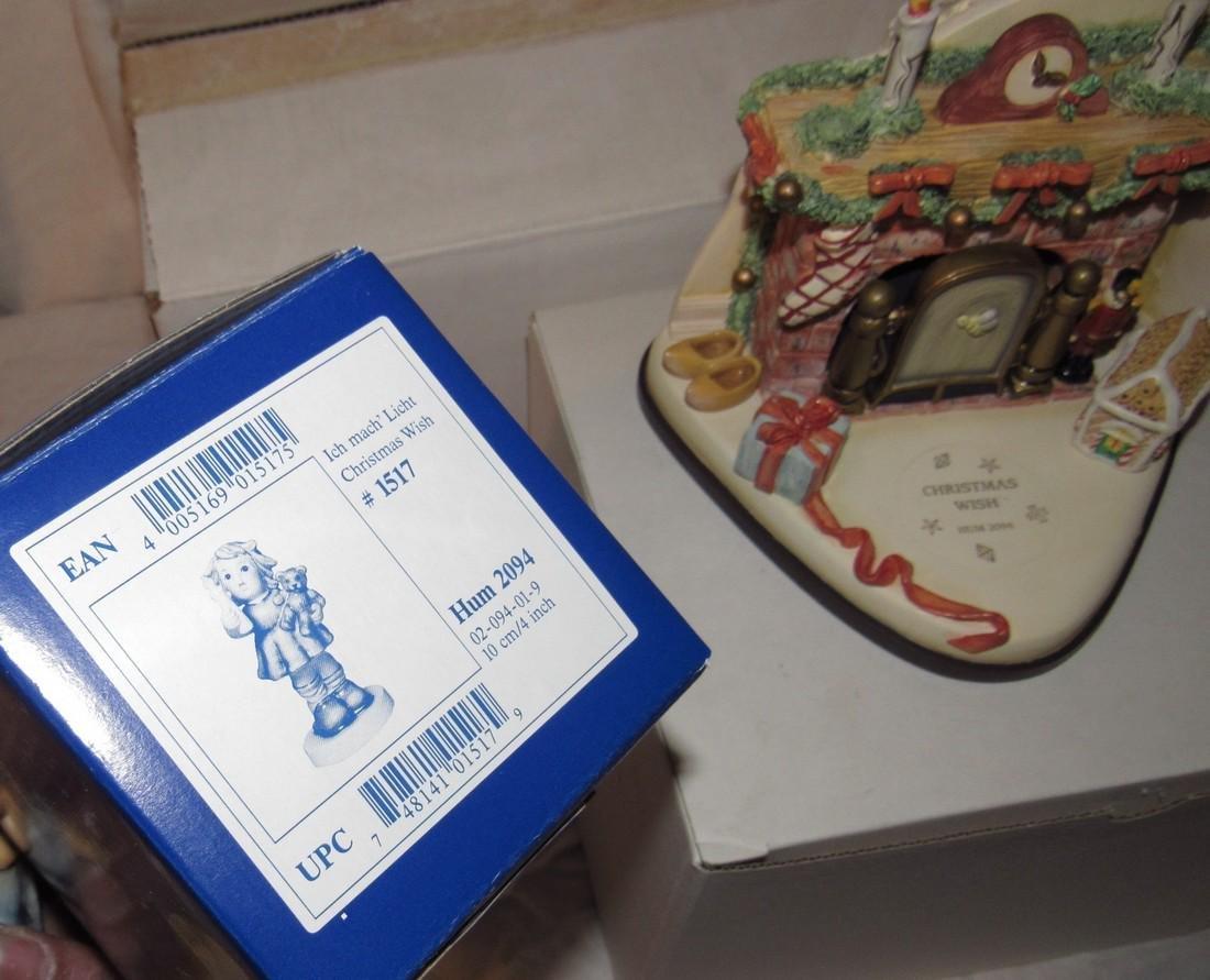 1999 Goebel Musikfest Christmas Wish Set - 2