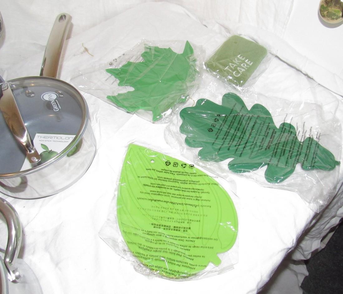 Green Pans Pot & Broiler Pan - 3