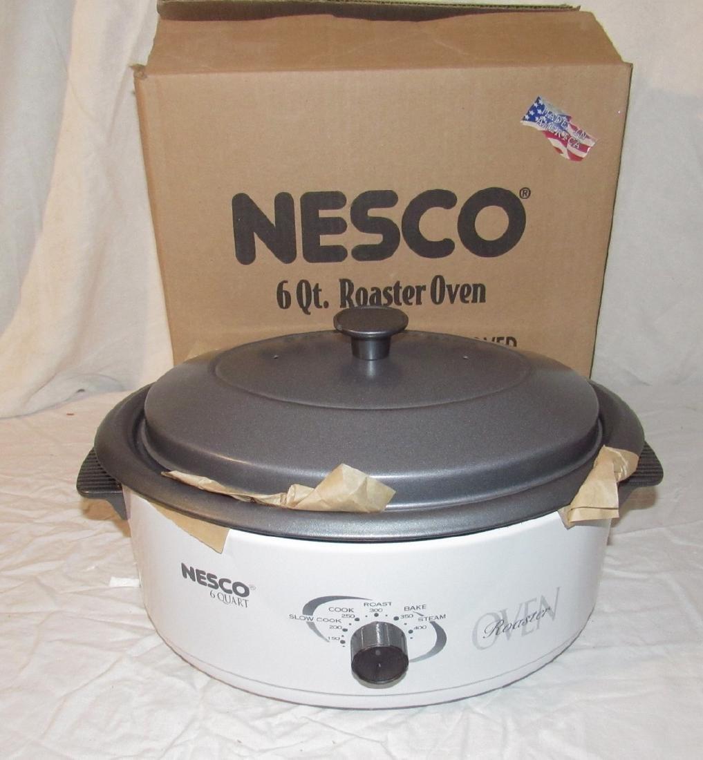 Nesco 6 qt Roaster Oven