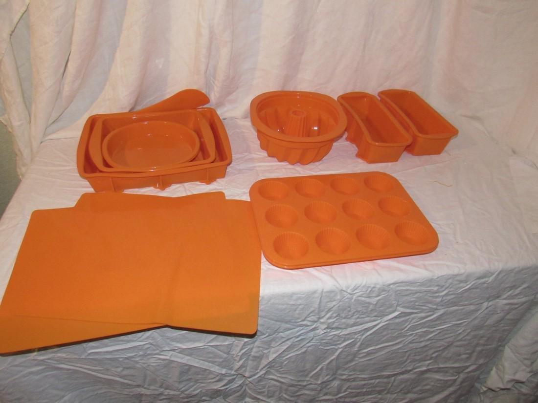 Orange Technique Silicone Bakeware Cookware