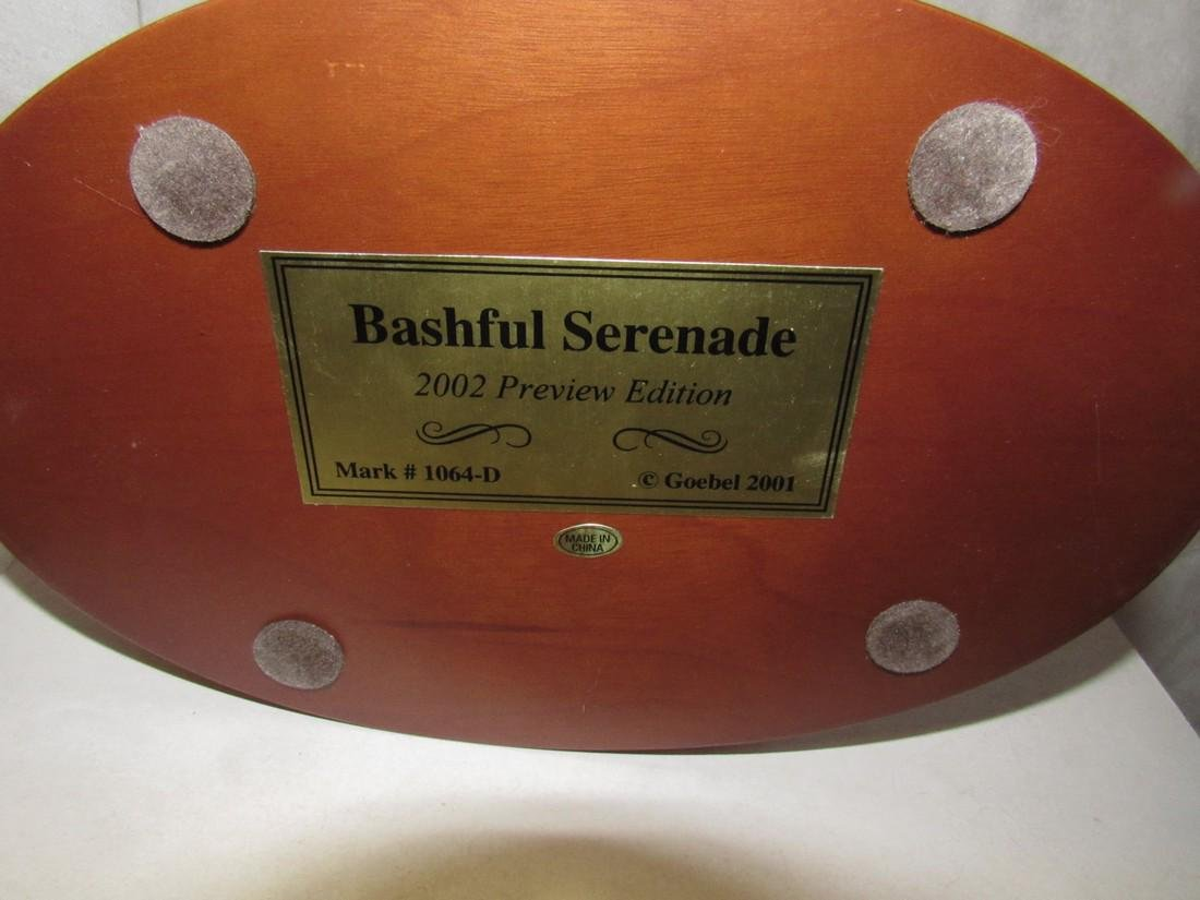 2002 Goebel 1064-D Bashful Serenade - 2