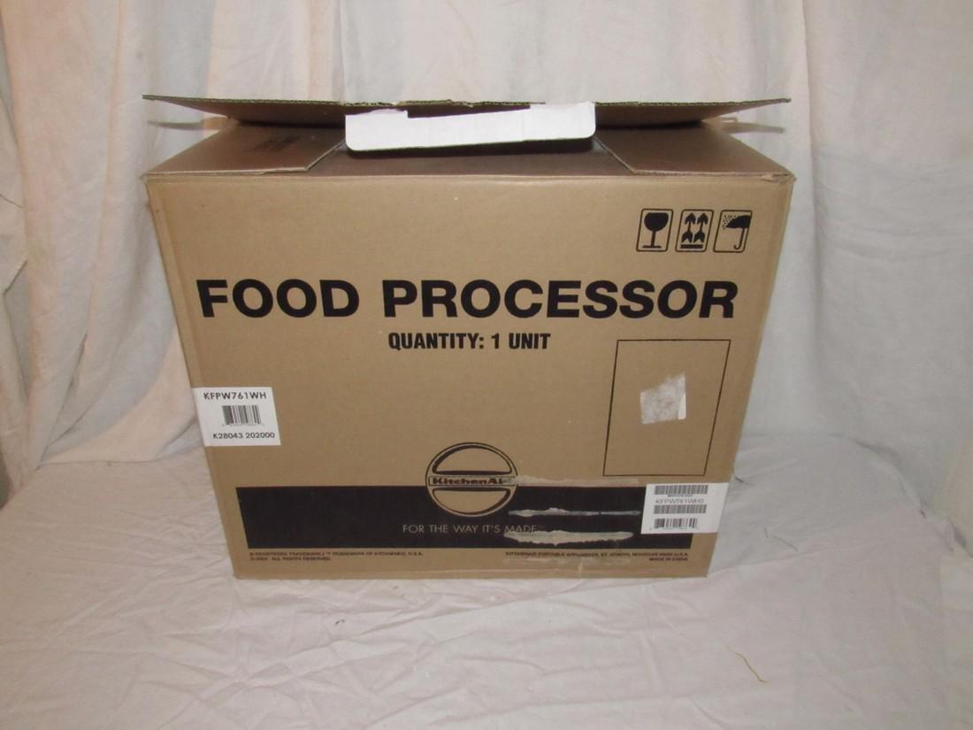 KitchenAid Food Processor
