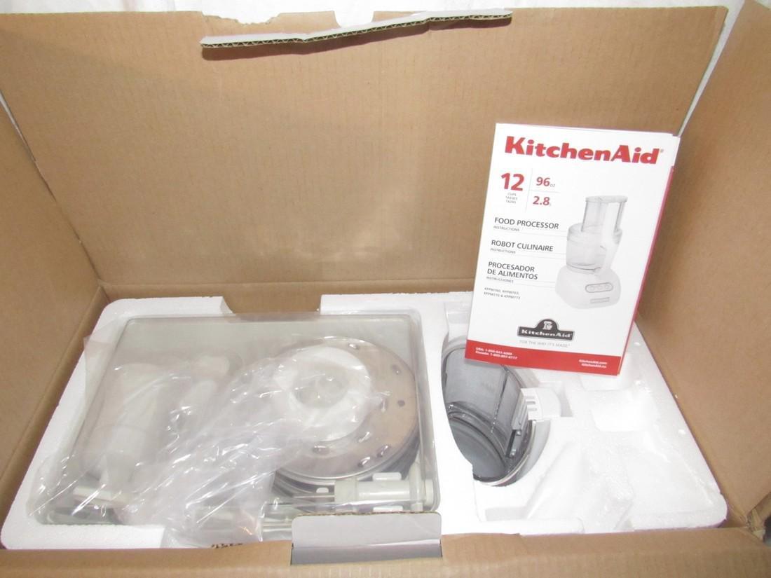 KitchenAid Food Processor - 2