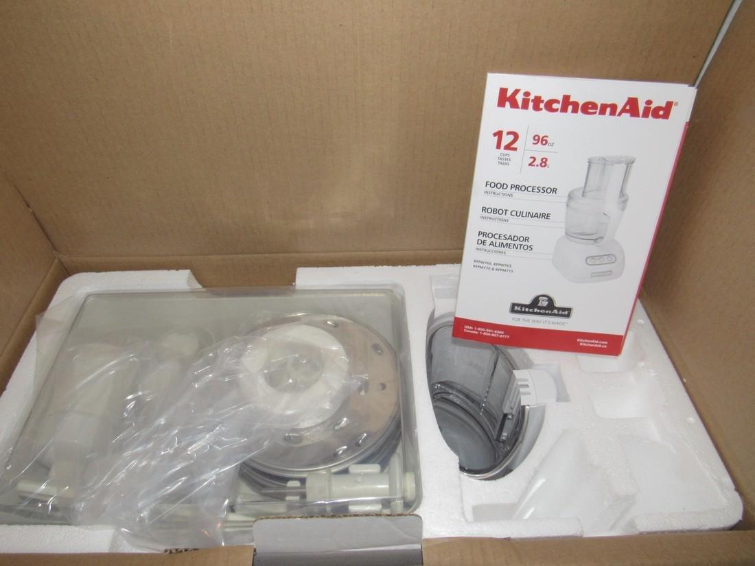 KitchenAid Food Processor - 3
