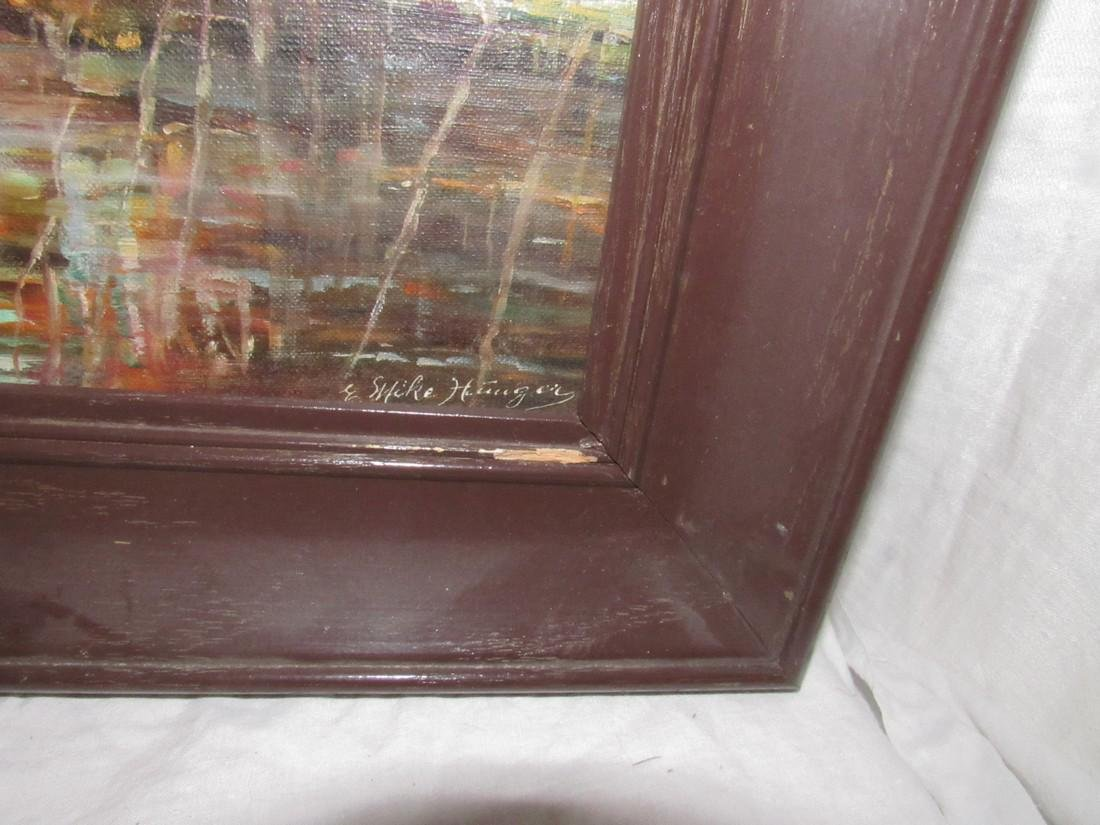 Oil On Board Paintings - 4