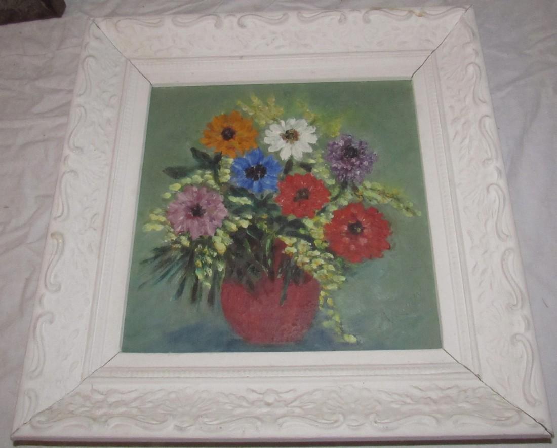 Oil On Board Paintings - 5