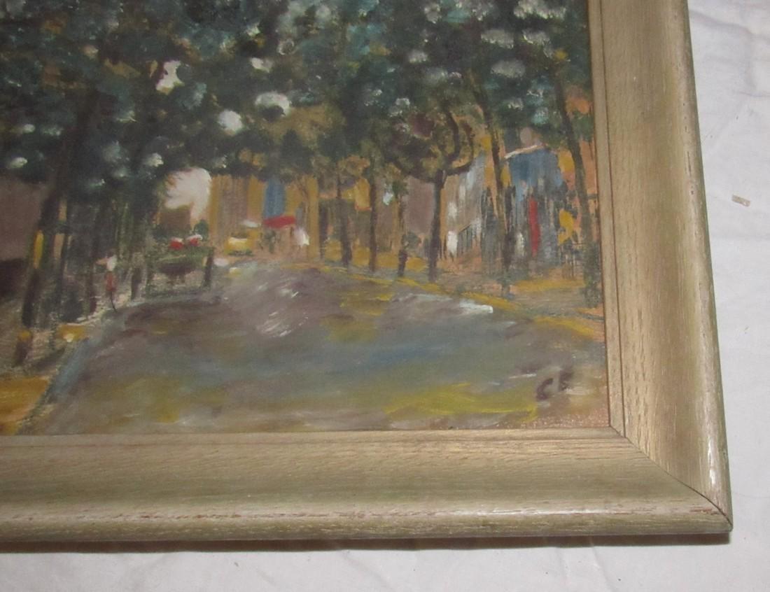 Oil On Board Paintings - 7