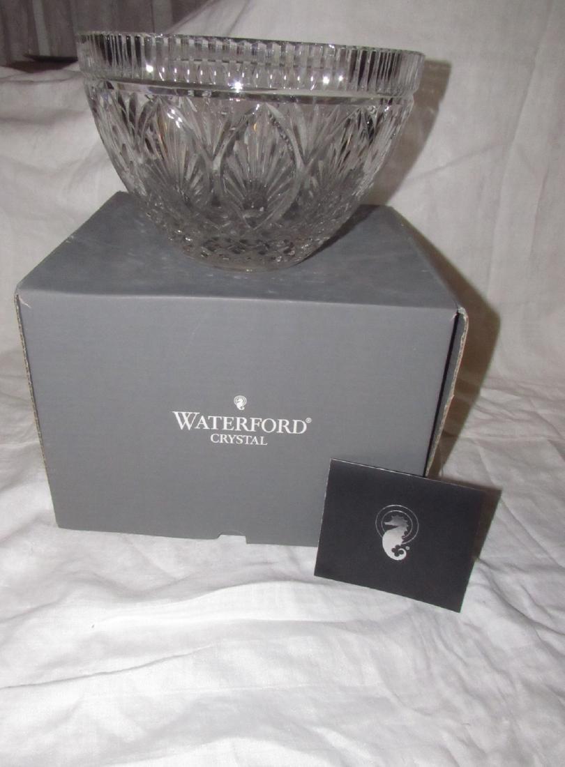 "Waterford Crystal 10"" Bowl"