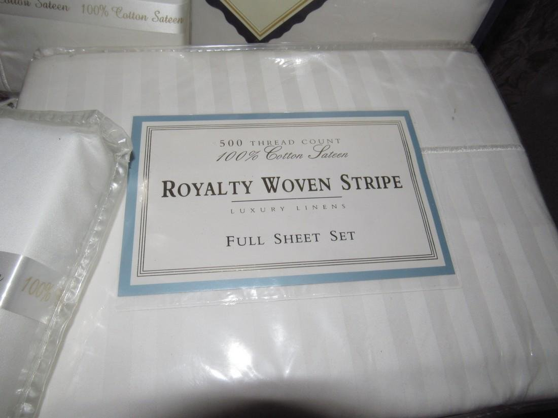 Full Sheet Sets Pillow Cases Bed Skirt Renaissance - 2