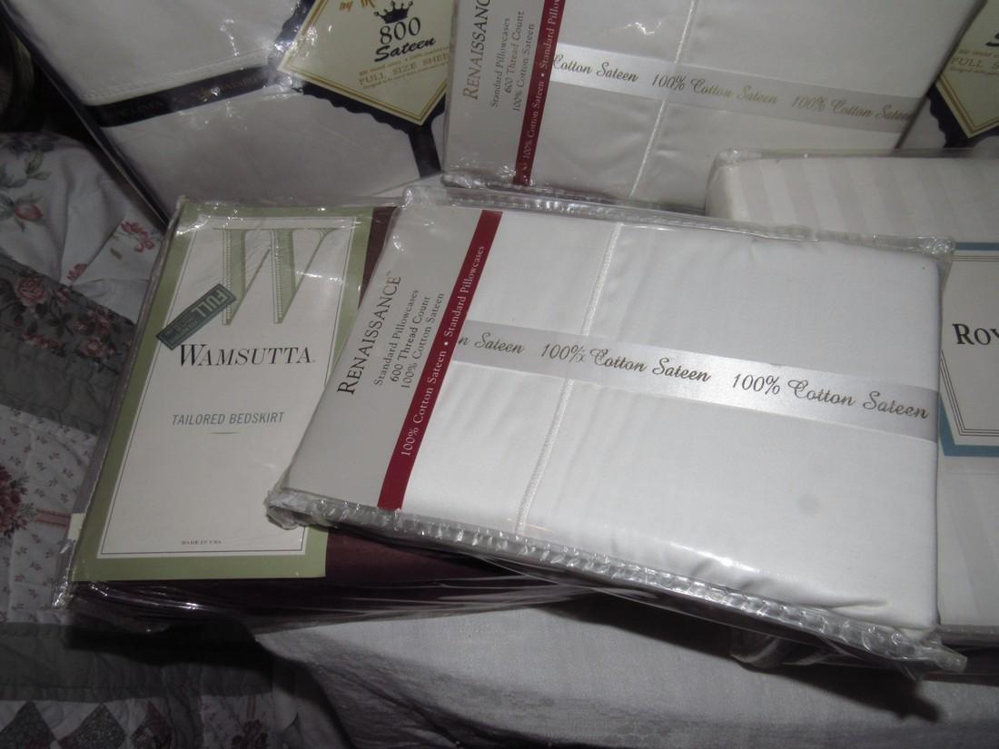 Full Sheet Sets Pillow Cases Bed Skirt Renaissance - 3