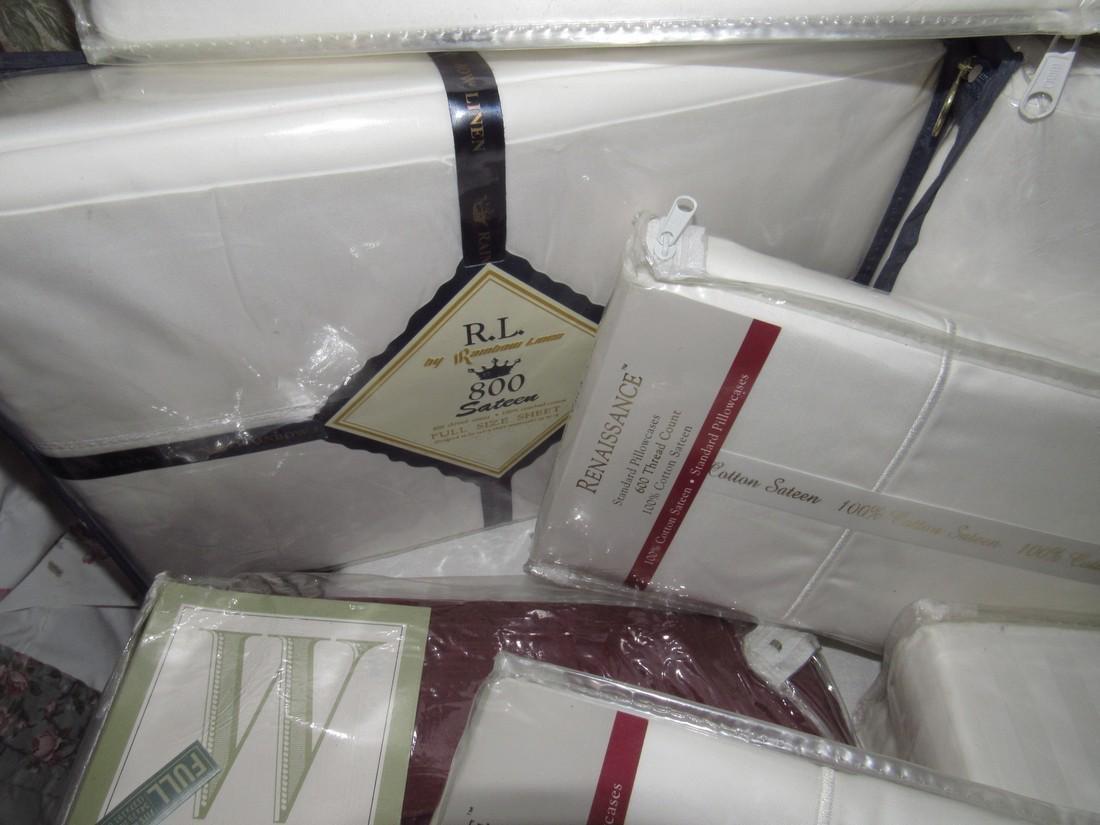 Full Sheet Sets Pillow Cases Bed Skirt Renaissance - 4