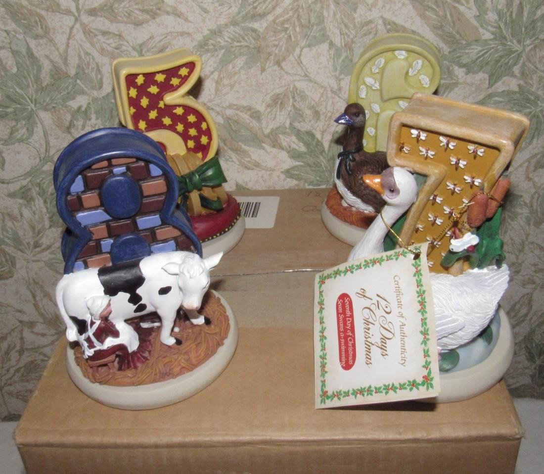 12 Days of Christmas Cookie Stamps
