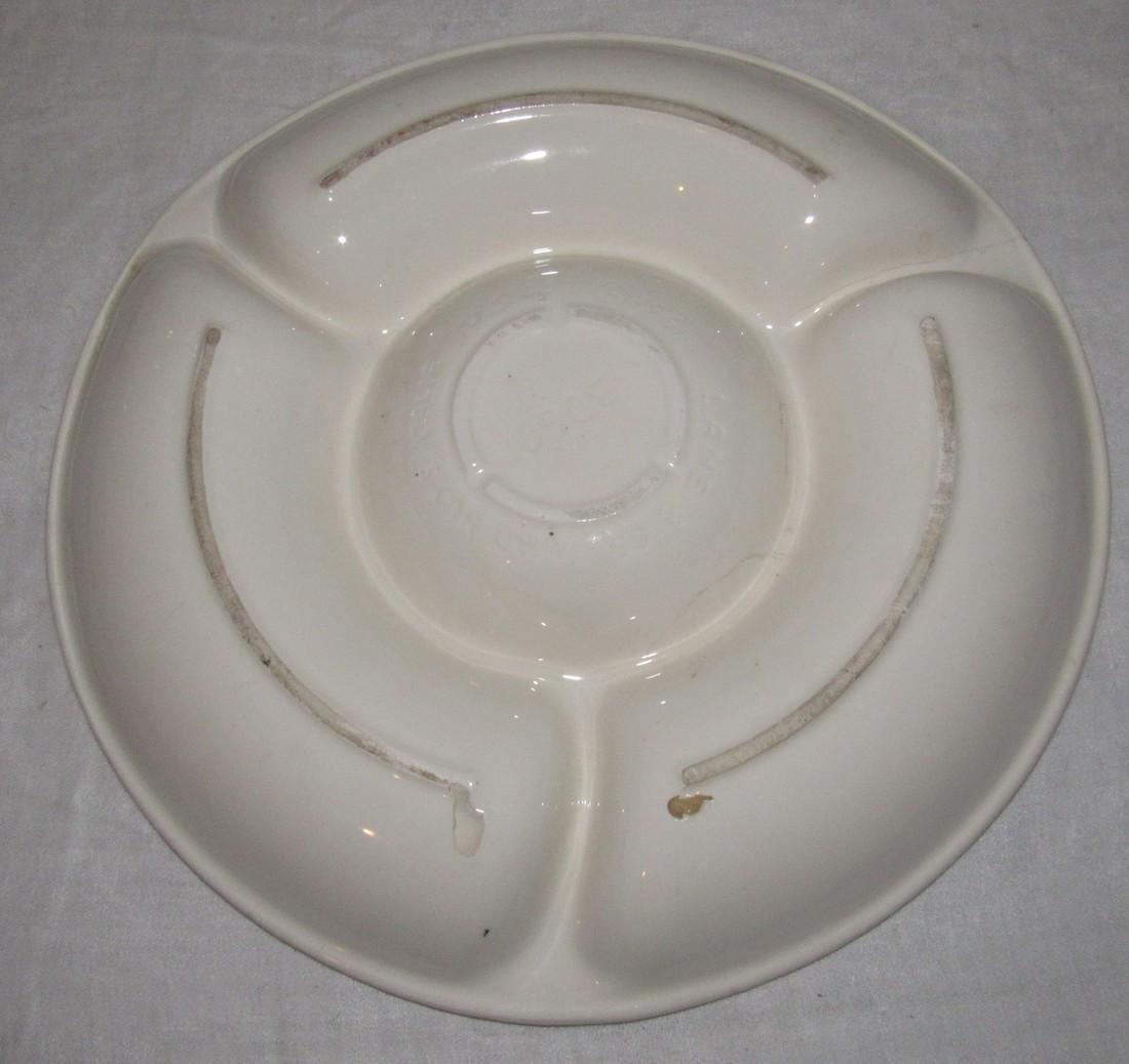 Lane 3060 Divided Dish - 2