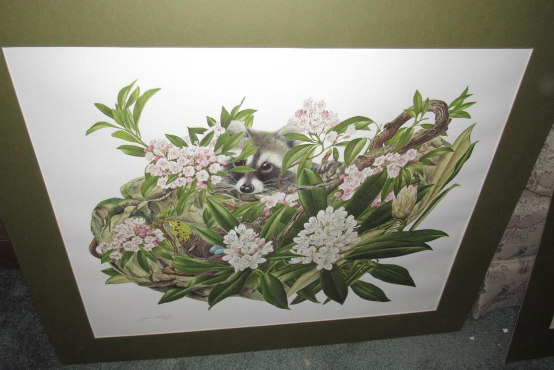 18 Franklin Mint Jean Holgate Signed Prints - 2