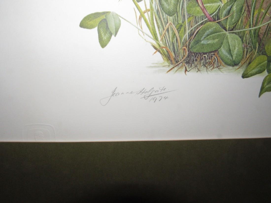 18 Franklin Mint Jean Holgate Signed Prints - 3