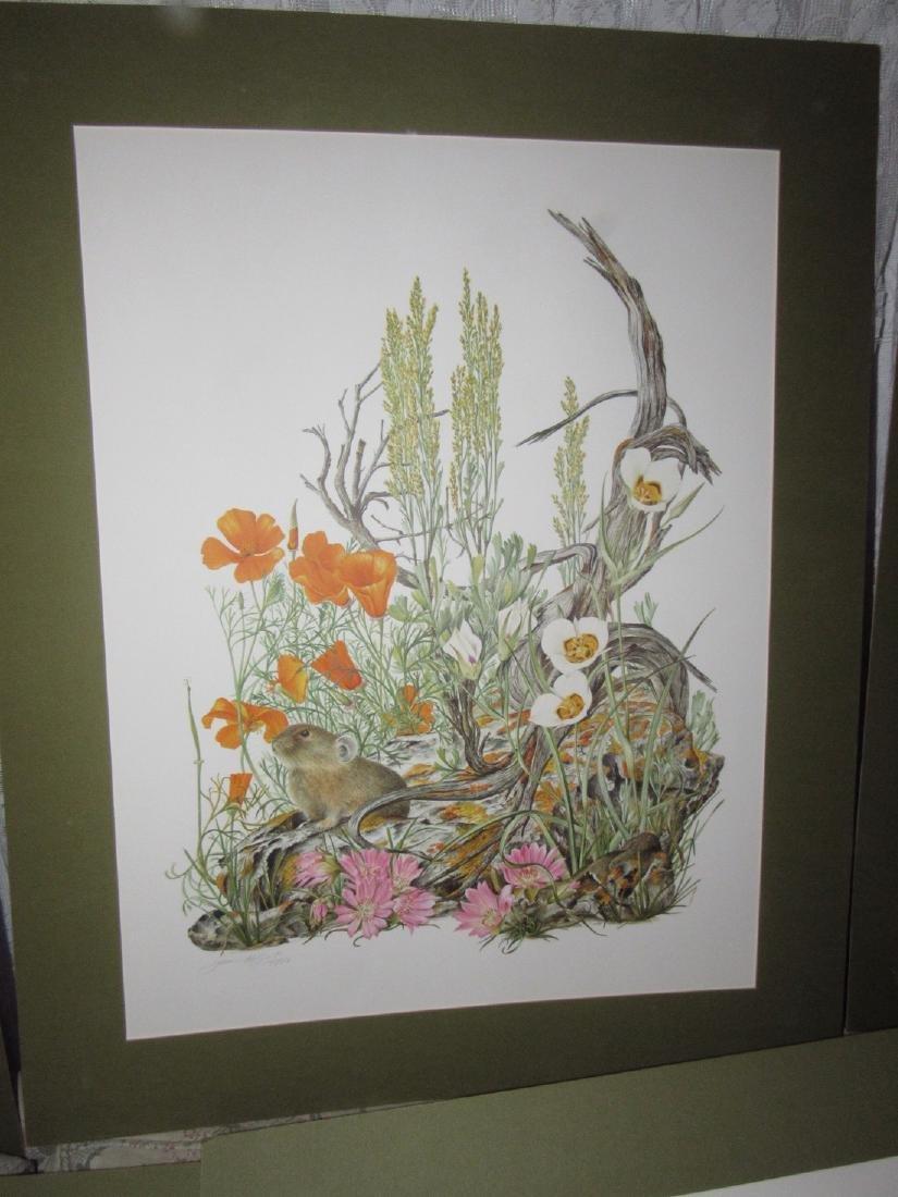 18 Franklin Mint Jean Holgate Signed Prints - 5
