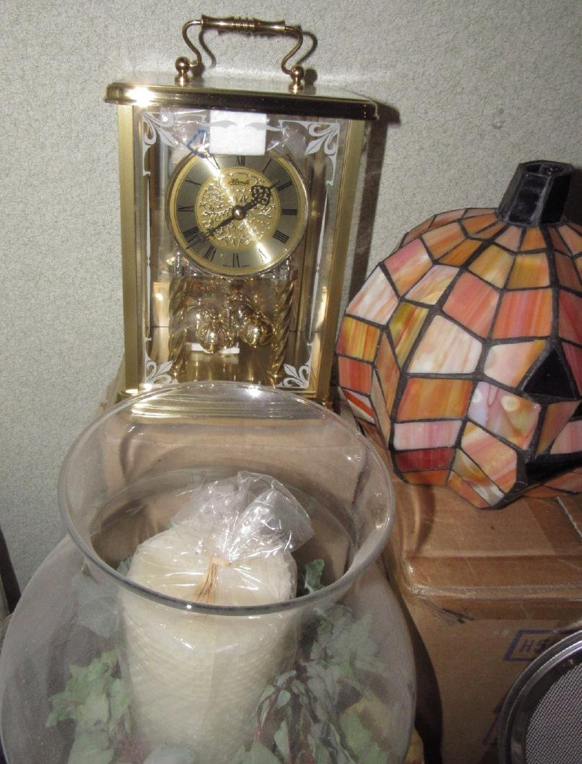Anniversary Clock Avon Ice Bucket Doughnut Pan - 3